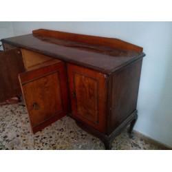 Cabinet Restoration 1