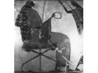 Difros Okladias Bronze Stool