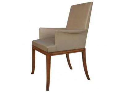 klismos Leather chair No2