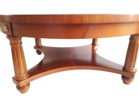 Coffee Table Round Star