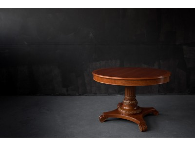 Dining Table Carved