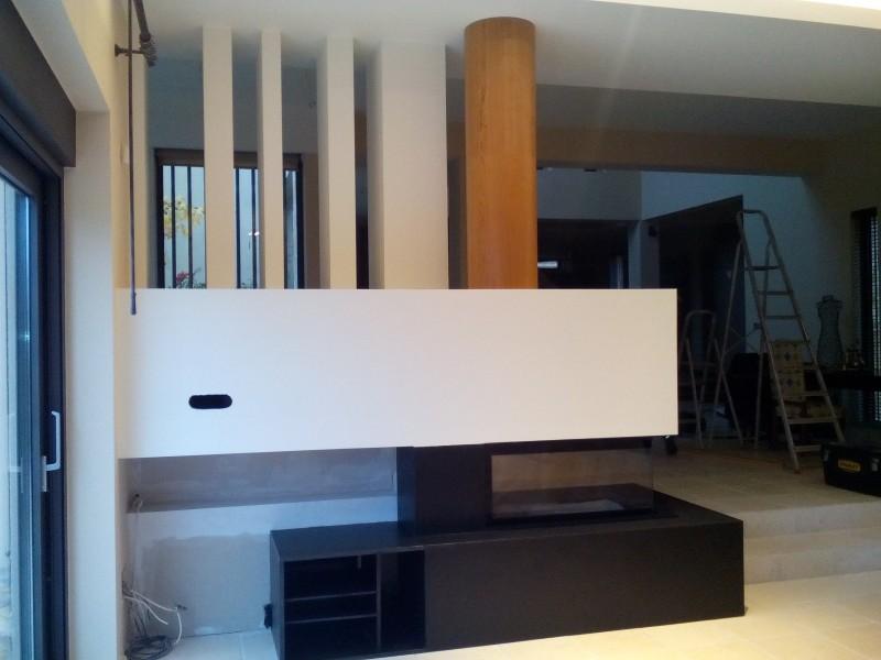 Wooden Fireplace Mantel No14