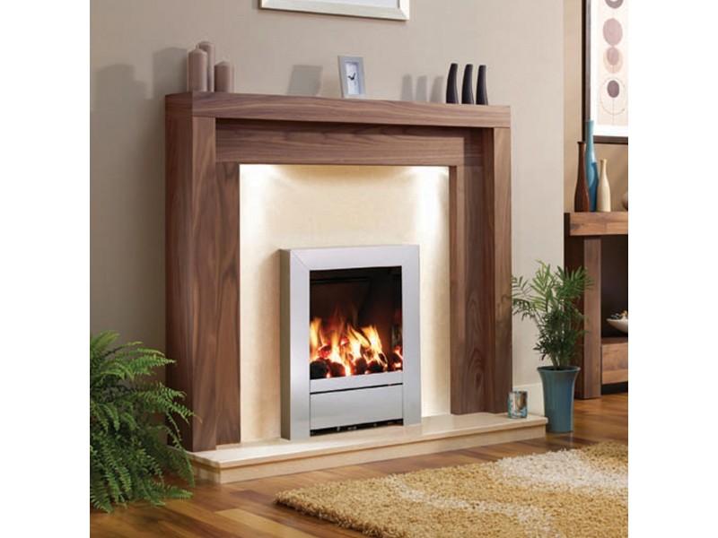 Wooden Fireplace Mantel No19