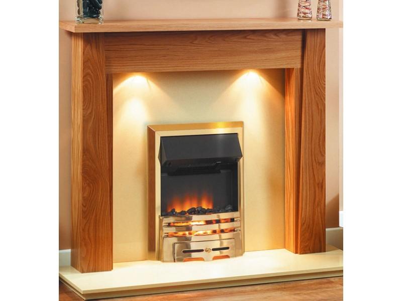 Wooden Fireplace Mantel No20