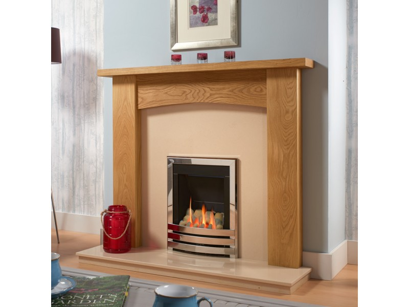 Wooden Fireplace Mantel No21