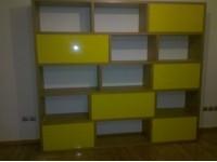 Asymmetric Bookcase