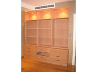 Ash European Bookcase